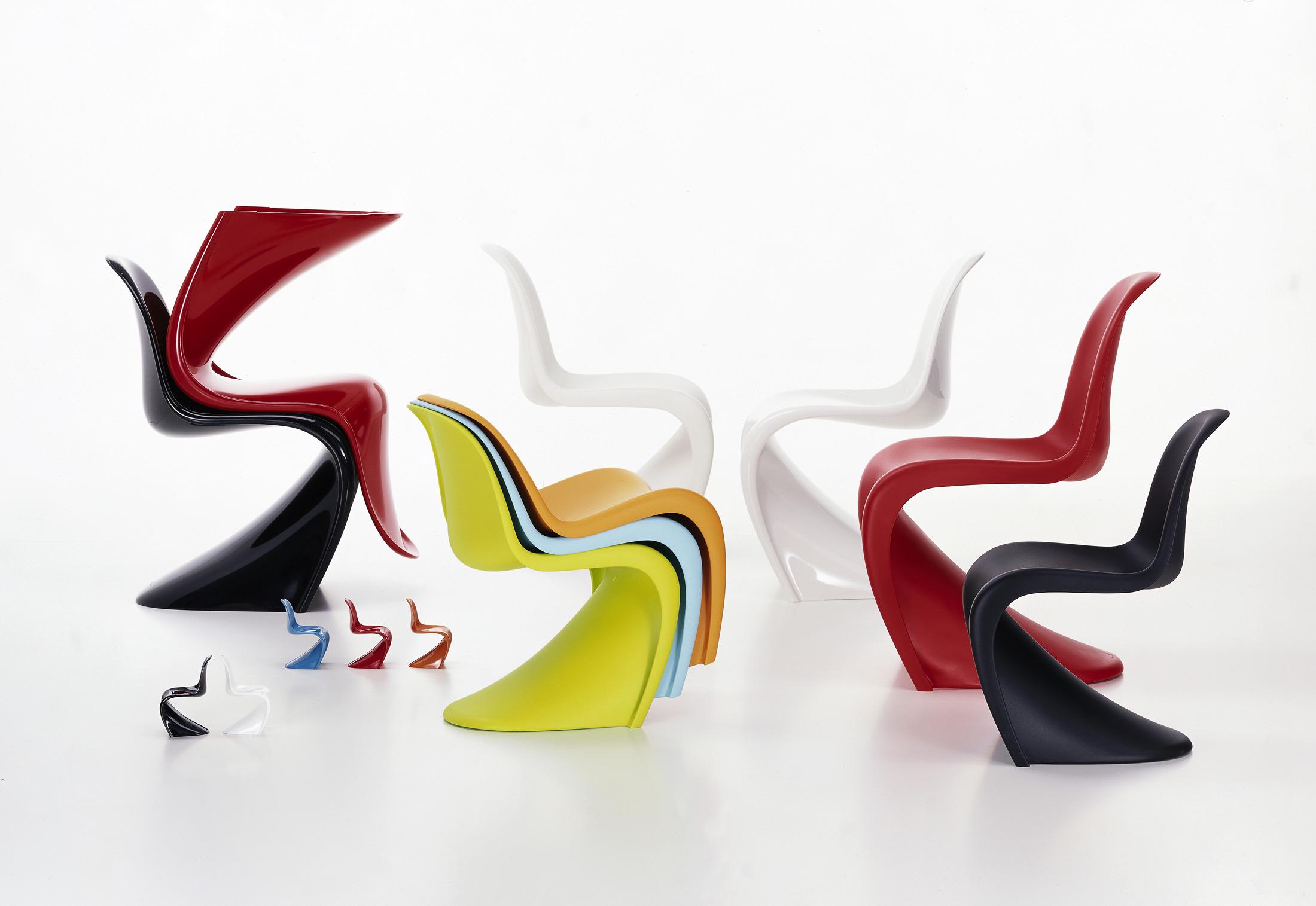 Panton Chair Classic von Vitra | STYLEPARK
