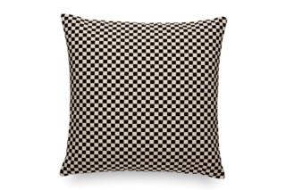 Pillow Maharam Checker black/white  by  Vitra