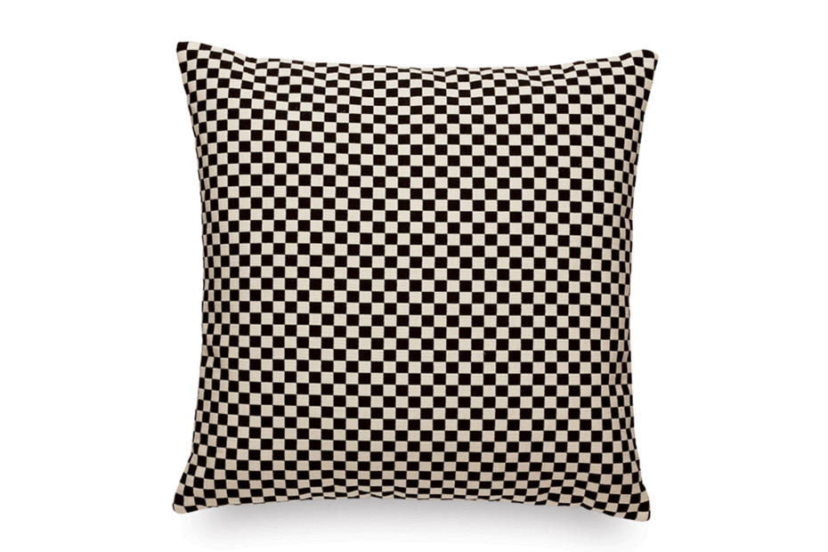 Kissen Maharam Checker black/white