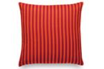 Pillow Maharam Toostripe orange  by  Vitra