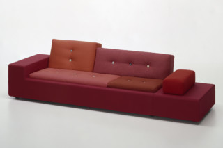 Polder Sofa XL  by  Vitra