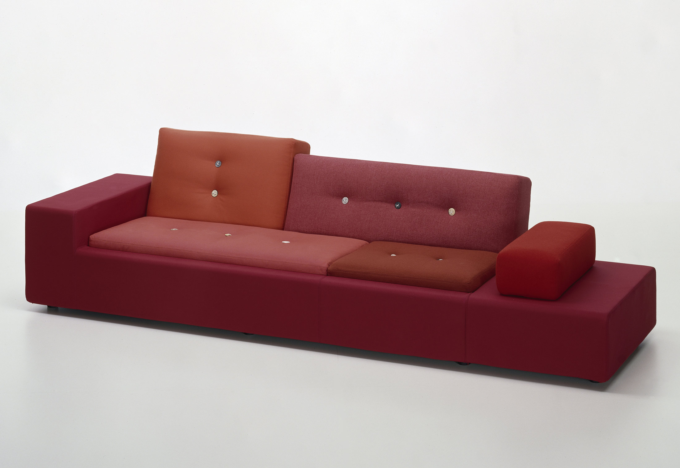 polder sofa xl by vitra stylepark. Black Bedroom Furniture Sets. Home Design Ideas