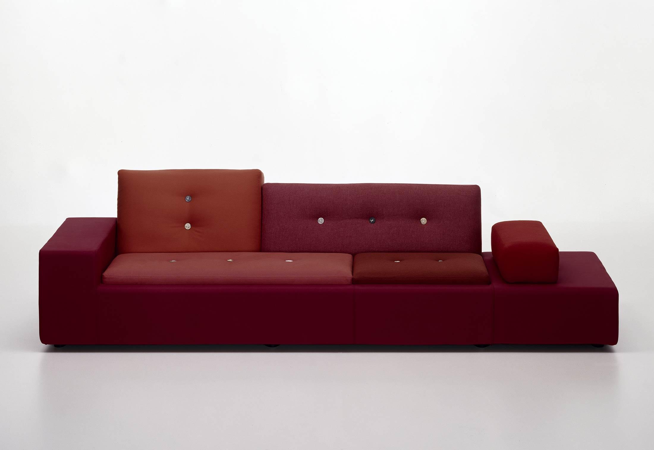 polder sofa xl by vitra stylepark. Black Bedroom Furniture Sets. Home Design Ideas