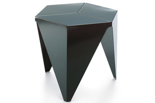 Prismatic Table black  by  Vitra