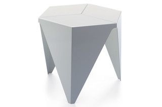 Prismatic Table white  by  Vitra