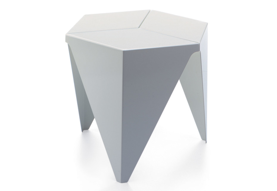 Prismatic Table white