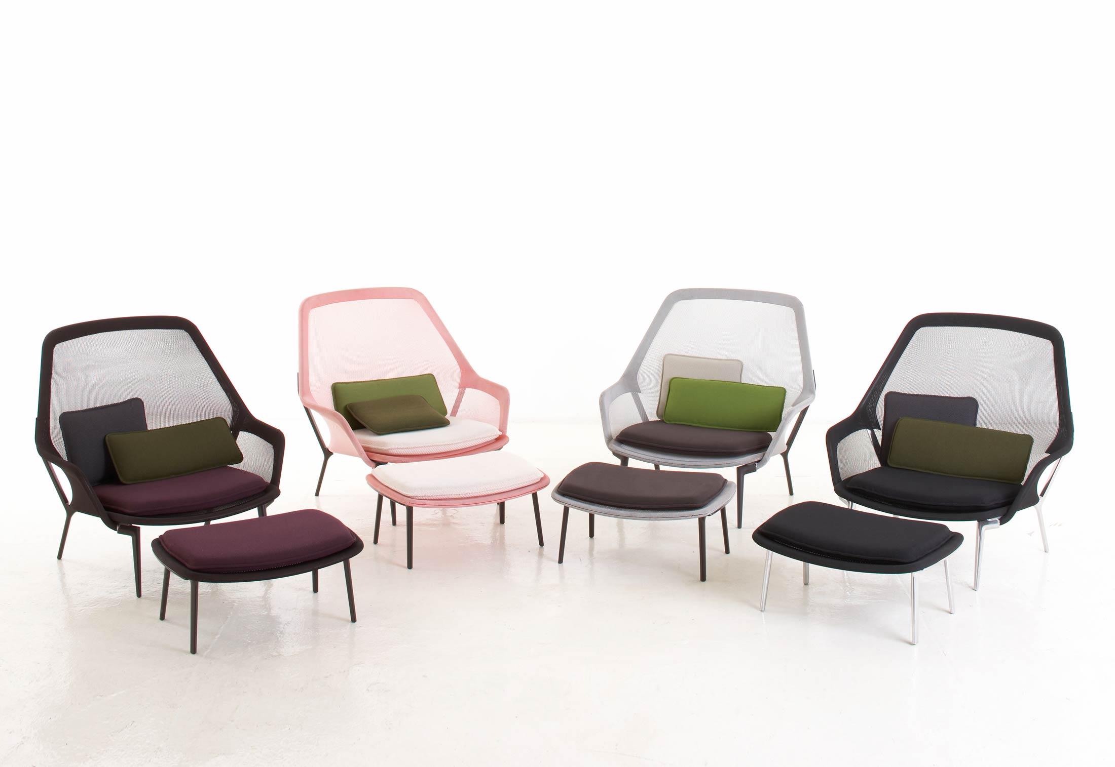 slow chair von vitra stylepark. Black Bedroom Furniture Sets. Home Design Ideas