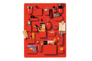 Uten.Silo 1 red  by  Vitra