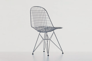 Wire Chair DKR- 2  by  Vitra