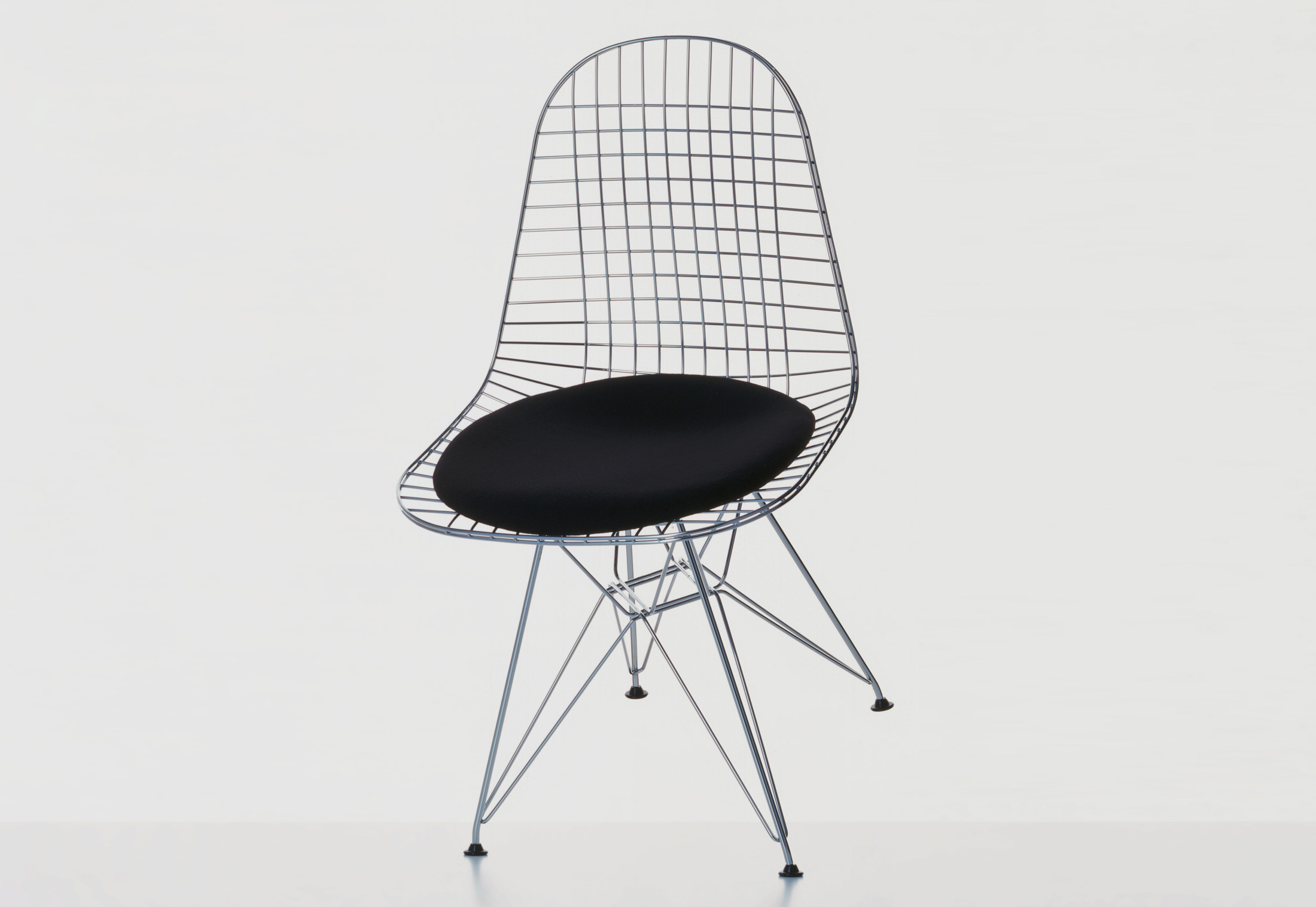 Wire Chair DKR 5 by Vitra