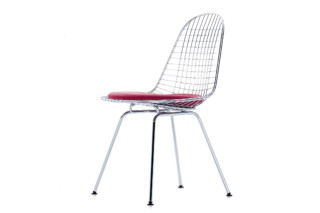 Wire Chair DKX- 5  by  Vitra