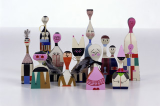 Wooden Dolls  by  Vitra