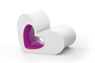Agatha stool  by  VONDOM