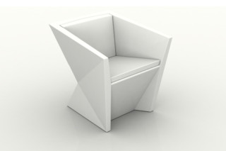 FAZ Butaca Ligera Stuhl  von  VONDOM