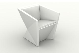 FAZ Butaca Ligera chair  by  VONDOM