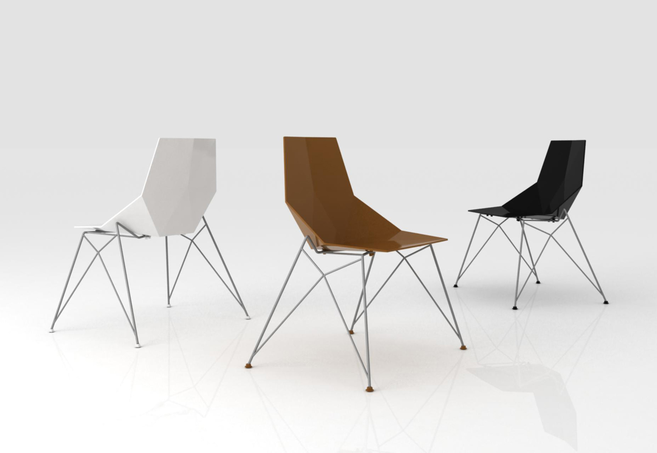Faz Chair By Vondom Stylepark