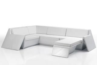 Rest corner sofa  by  VONDOM