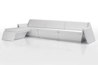 Rest sofa  by  VONDOM