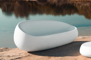 Stones sofa  by  VONDOM