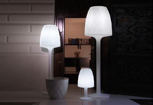 Vases Led Floor Lamp By Vondom Stylepark