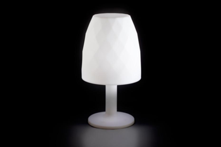 Vases LED Tischleuchte