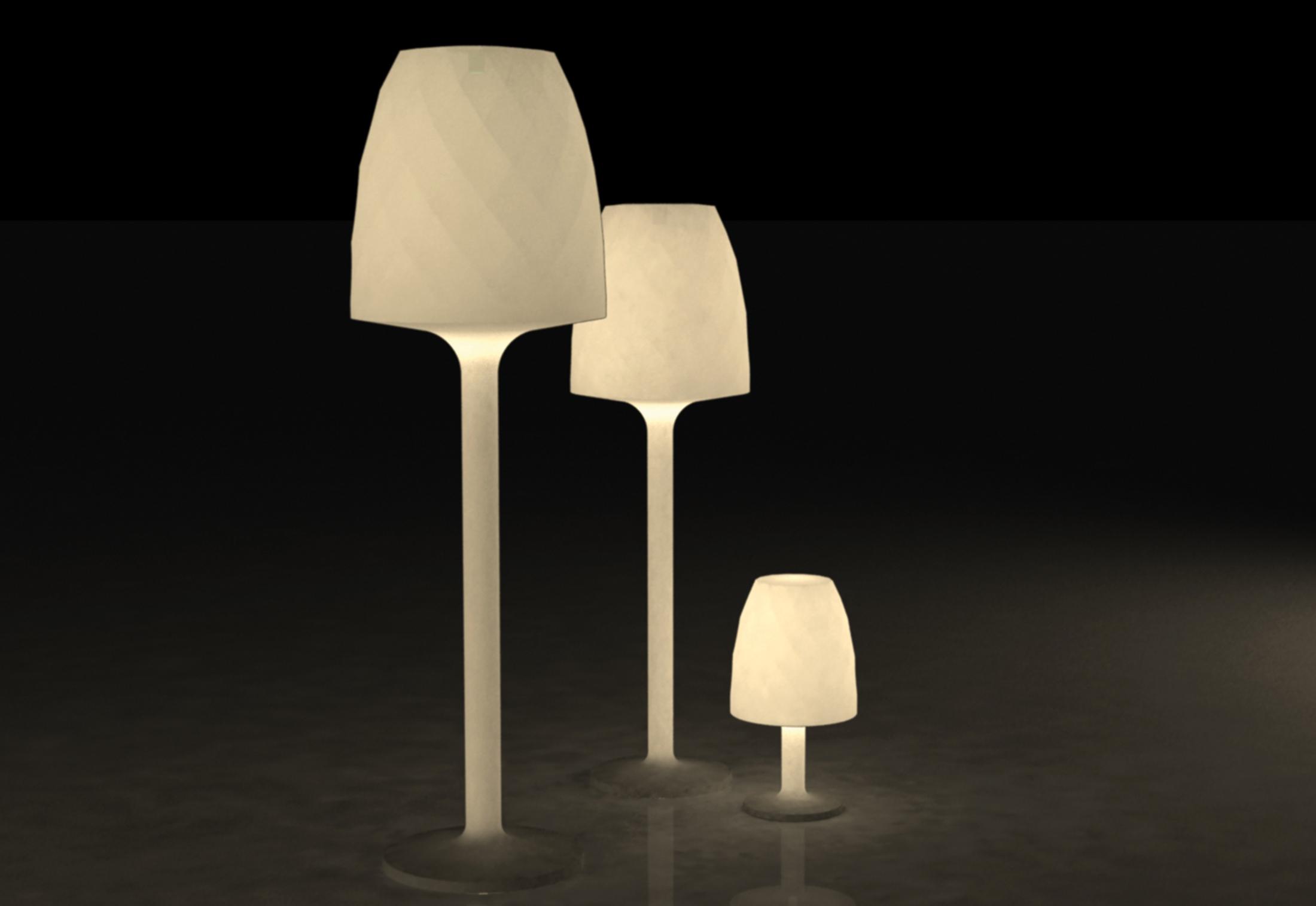 vase lighting. Vases LED Table Lamp Vase Lighting