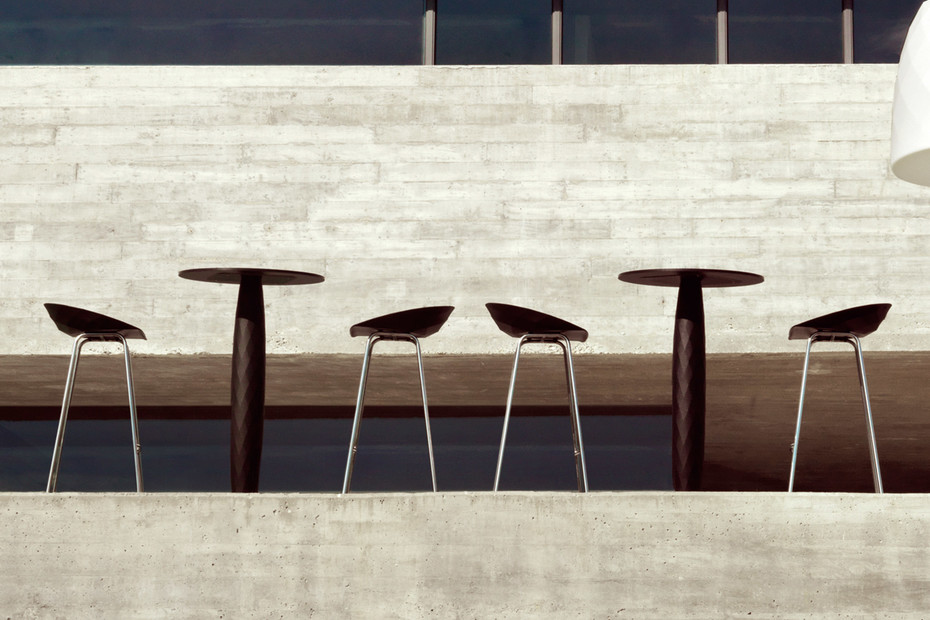 Vases stool