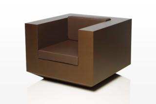Vela armchair  von  VONDOM