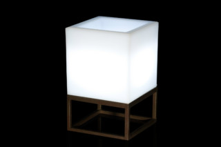 Vela lamp square  by  VONDOM