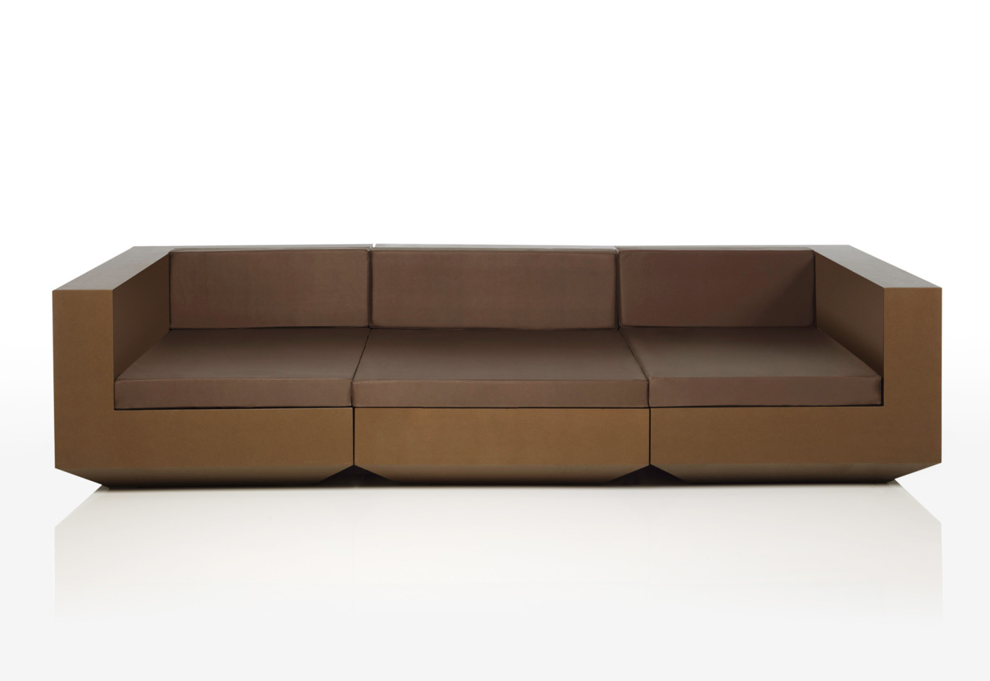 vela sofa big by vondom stylepark. Black Bedroom Furniture Sets. Home Design Ideas