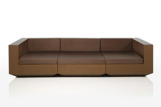 Vela sofa big  von  VONDOM