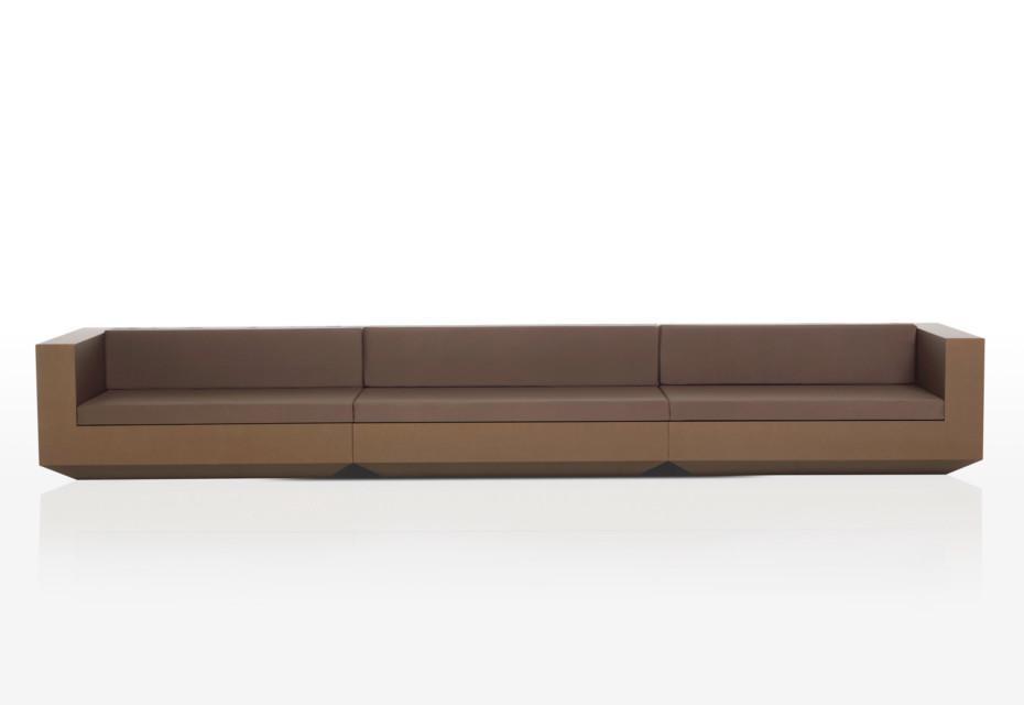 Vela sofa long