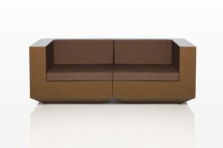 Vela sofa small  von  VONDOM