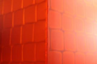 ViewPan® PMMA Orange satiniert  von  Wacotech