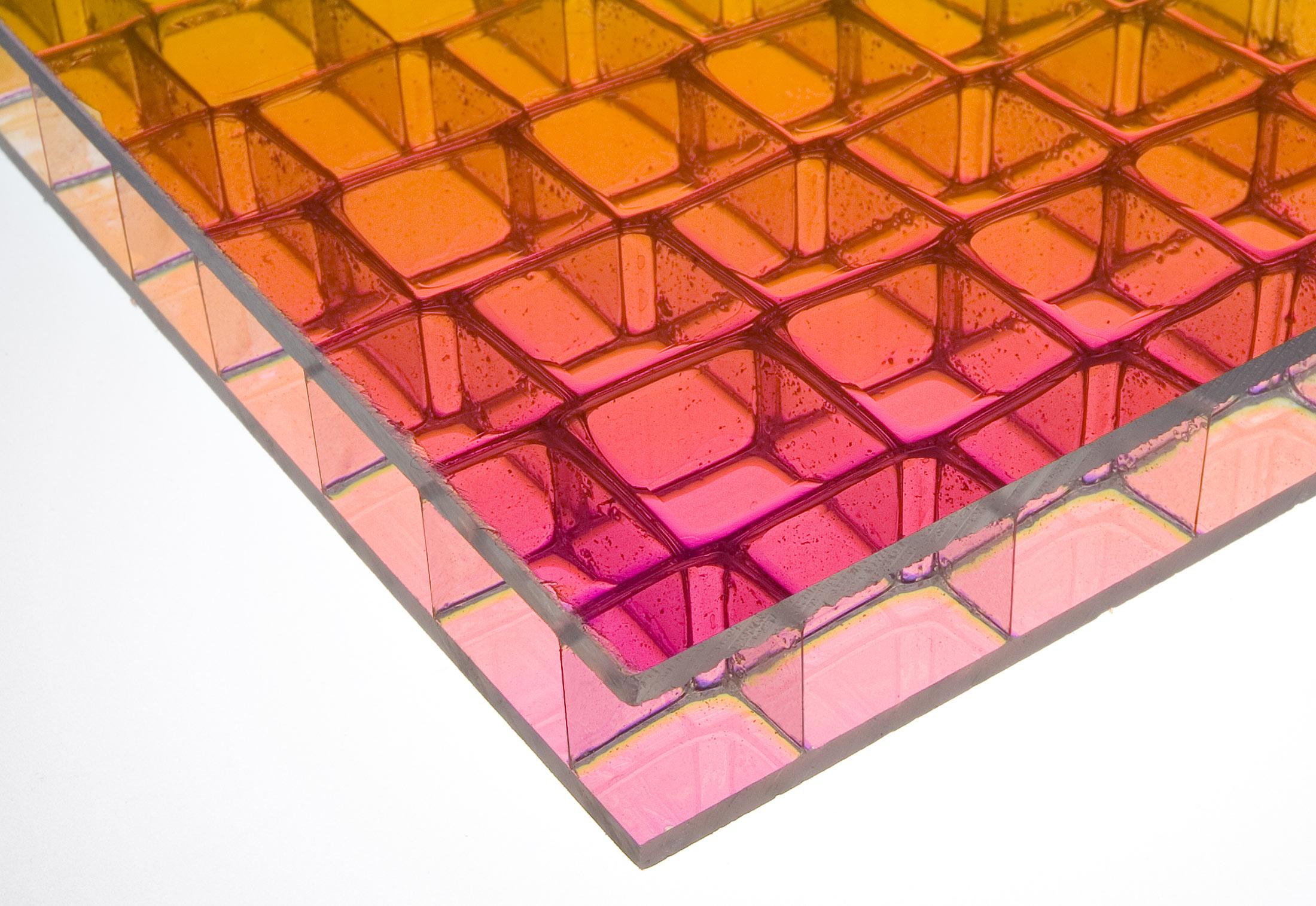 Viewpan pmma radiant by wacotech stylepark for Radiant plexiglass