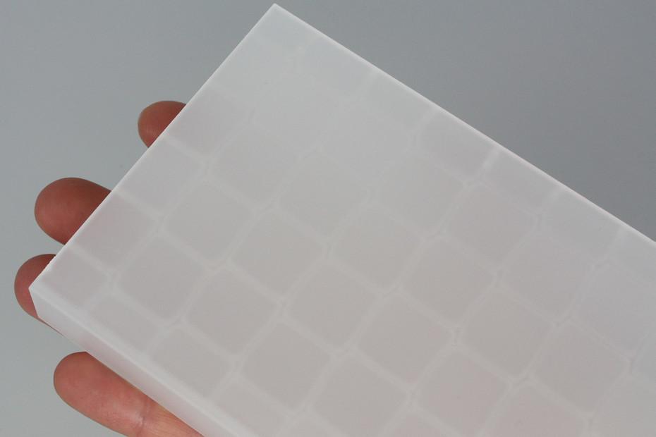 ViewPan® PMMA Softtone weiß