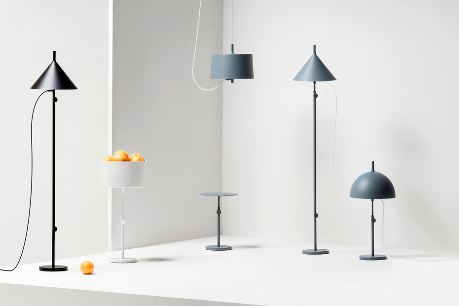 Nendo w132 floor lamp