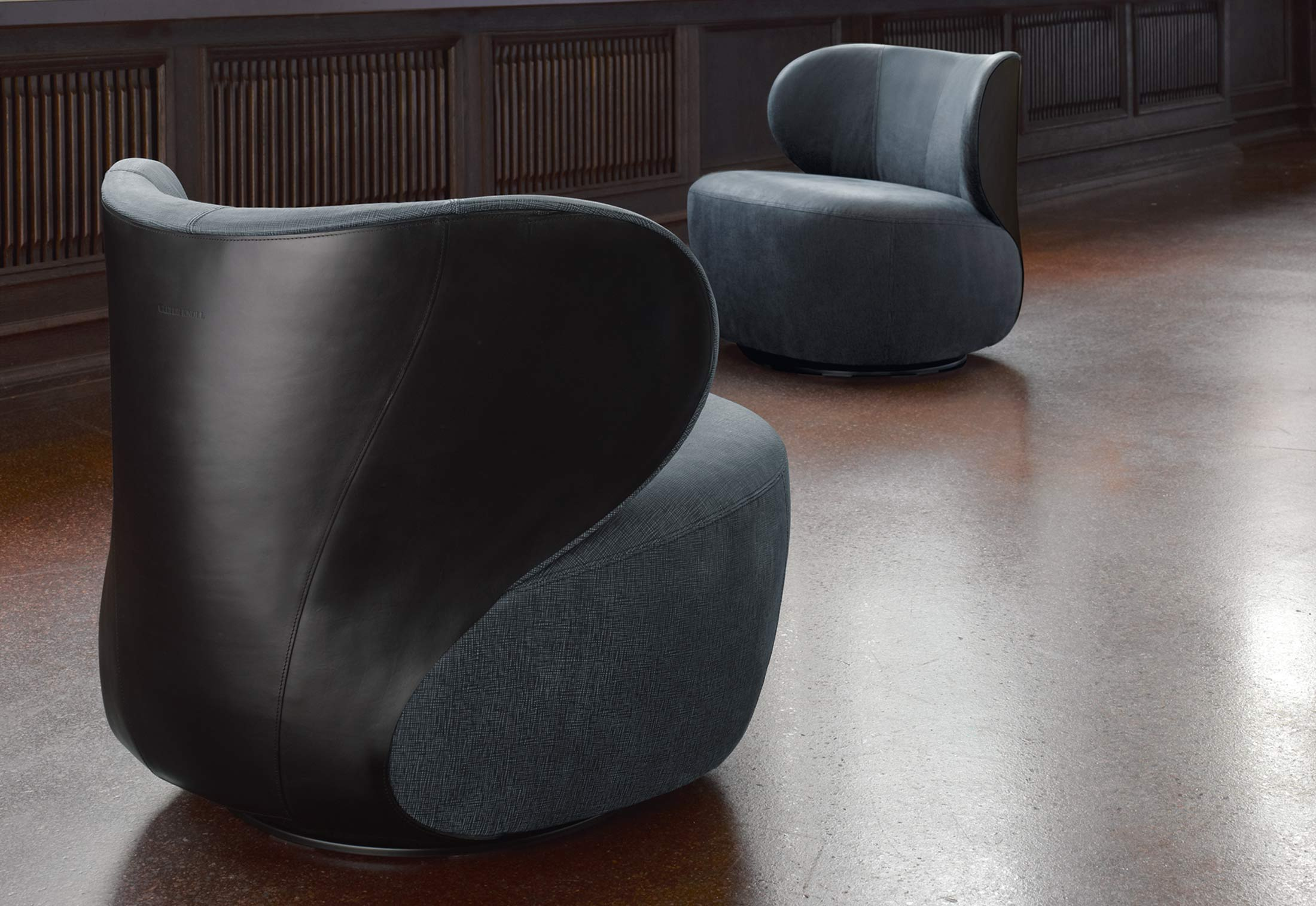 Bao by walter knoll stylepark for Sessel walter knoll