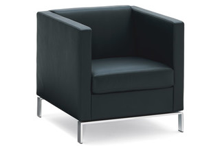 Foster 501 armchair  by  Walter Knoll