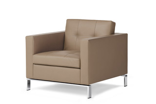 Foster 502 armchair  by  Walter Knoll