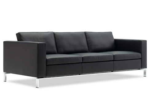 foster 503 sofa von walter knoll stylepark. Black Bedroom Furniture Sets. Home Design Ideas