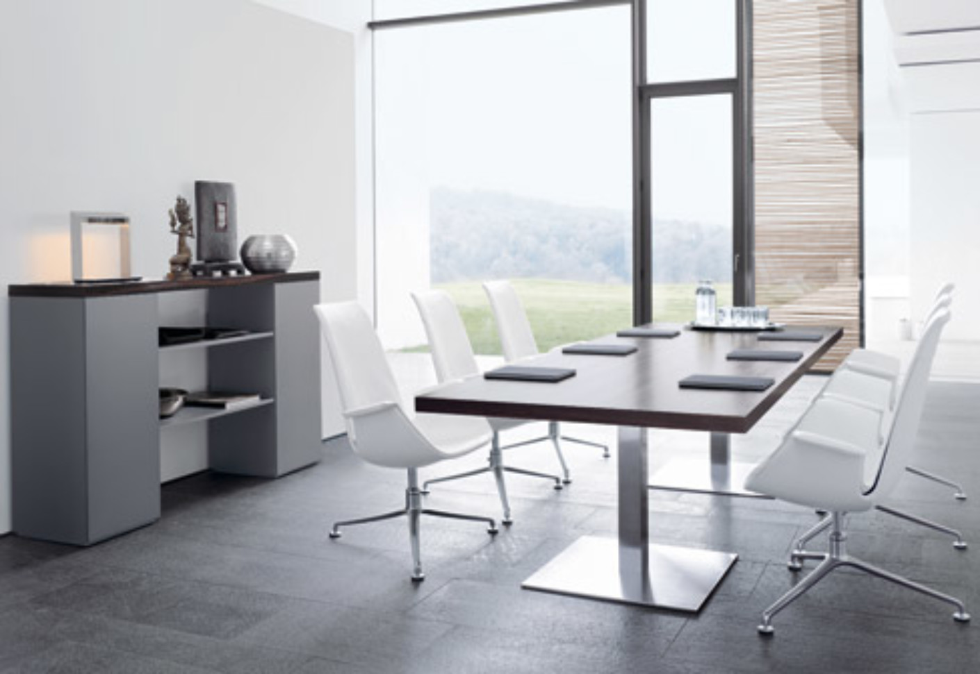Headoffice Mono Conference Table By Walter Knoll Stylepark
