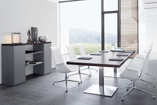 Headoffice Mono conference table  by  Walter Knoll