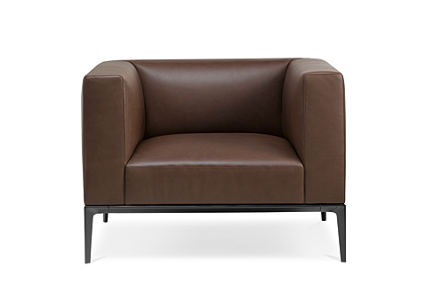 jaan living armchair by walter knoll stylepark. Black Bedroom Furniture Sets. Home Design Ideas