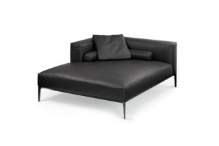Jaan Living Chaiselongues  by  Walter Knoll