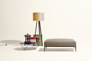 Jaan Living Pouf  by  Walter Knoll