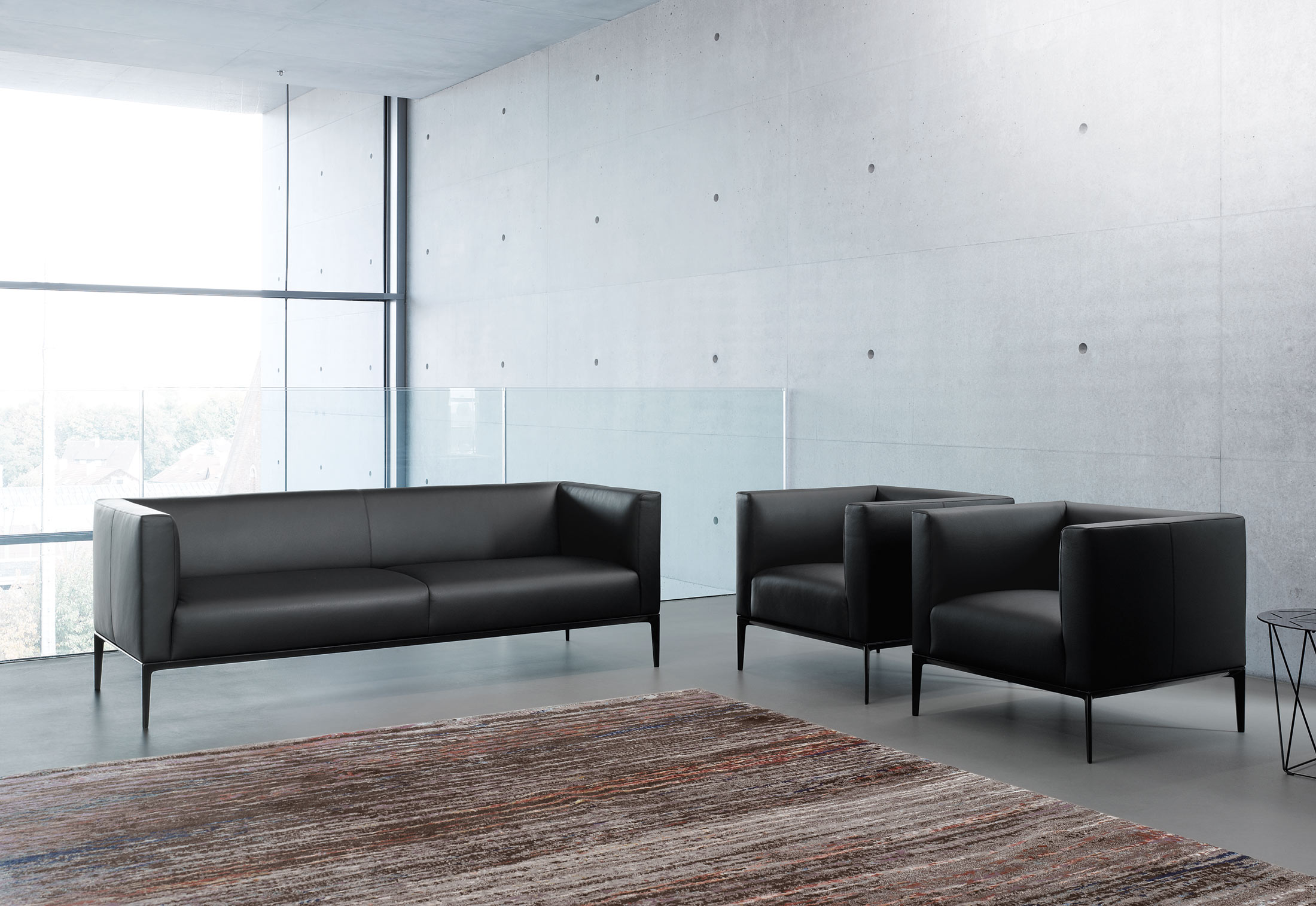 jaan sofa by walter knoll stylepark. Black Bedroom Furniture Sets. Home Design Ideas