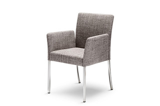 Jason chair with armrest  by  Walter Knoll