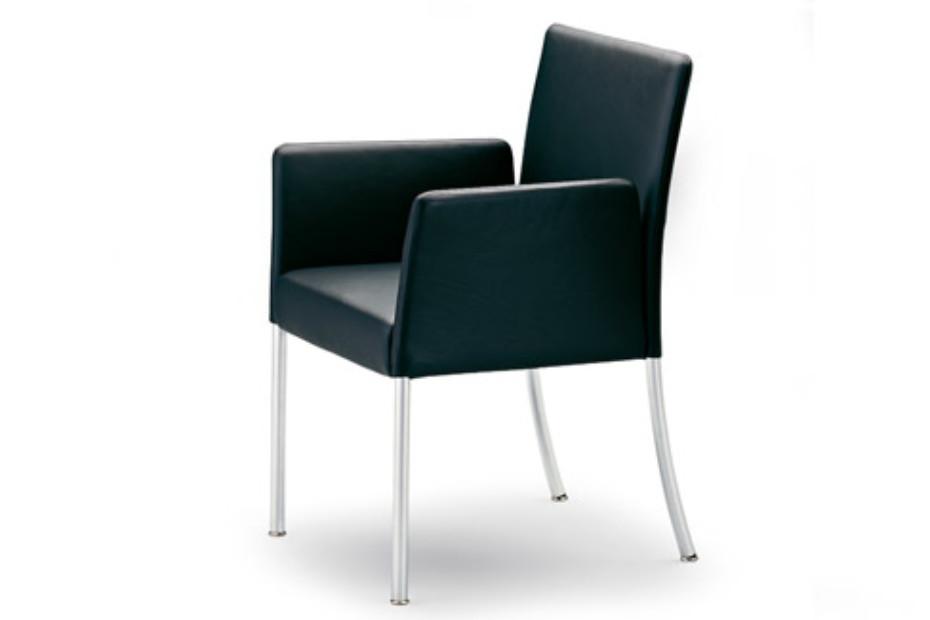 ... Jason chair with armrest ...  sc 1 st  Stylepark & Jason chair with armrest by Walter Knoll | STYLEPARK
