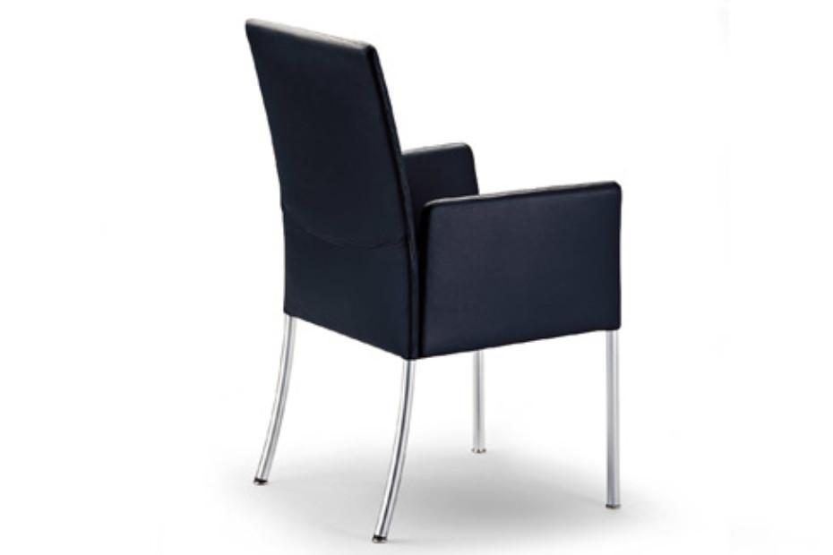 Jason chair with armrest
